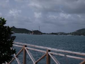 Yacht club deck