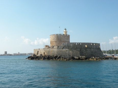 The Fort of St. Nicholas